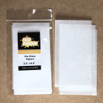 Rosin Pre-Press Parchment Papers XL