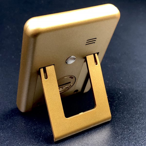 Gold Timer with Magnet and Stand