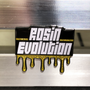 Rosin Press Magnet Black