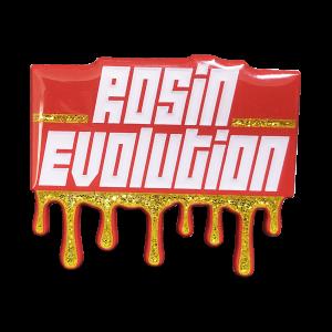 Rosin Press Magnet Red