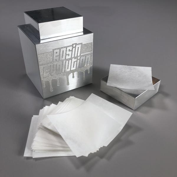 Rosin Evolution Pre-Press Cube