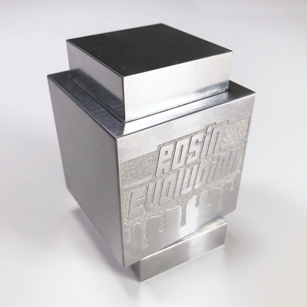 "Rosin Evolution Pre-Press Cube - 1.5"" x 1.5"""