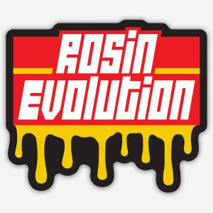 Rosin Press Plates Sticker