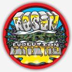 Rosin Smash Sticker